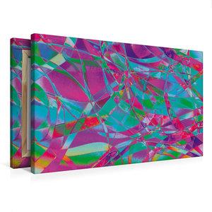 Premium Textil-Leinwand 75 cm x 50 cm quer Ekstase