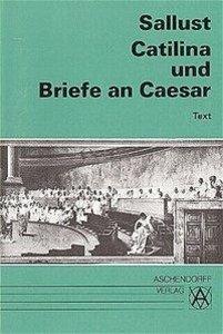 Catilina und Briefe an Caesar. Text