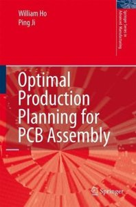 Optimal Production Planning for PCB Assembly