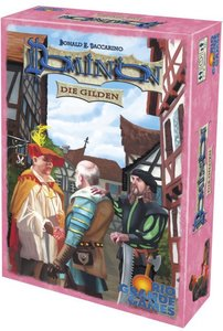 Rio Grande 1403 - Dominion: Die Gilden, 8. Erweiterung