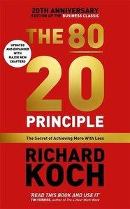 Koch, R: 80/20 Principle