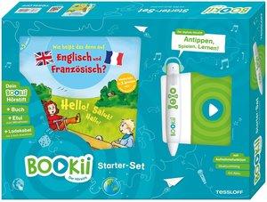 Bookii Starterset Wie heißt das denn auf Englisch und Französisc