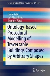 Ontology-based Procedural Modelling of Traversable Buildings Com