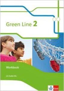Green Line 2. Workbook + Audio-CD 6. Klasse