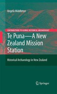 Te Puna - A New Zealand Mission Station