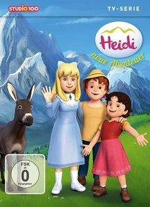 Heidi (CGI). Staffel.02.1, 1 DVD
