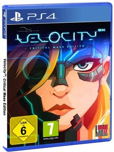 Velocity 2X: Critical Mass Edition
