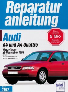 Audi A4/A4 Quattro ab Nov. 1994