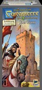 Schmidt Spiele Hans im Glück Carcassonne 4. Erweiterung Der Turm