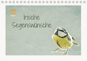 Irische Segenswünsche (Tischkalender 2016 DIN A5 quer)
