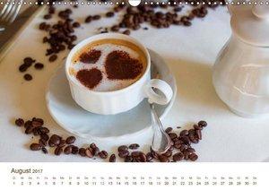Kaffee 2017. Sinnliche Impressionen (Wandkalender 2017 DIN A3 qu