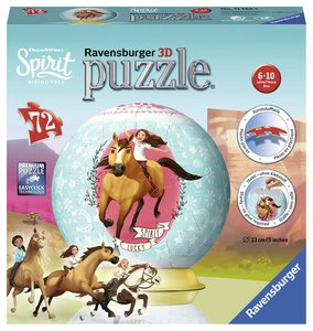 Spirit 3D Puzzle-Ball 72 Teile