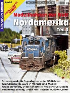 Modellbahn-Kurier Special 12: Modellbahnen der Welt. Nordamerika