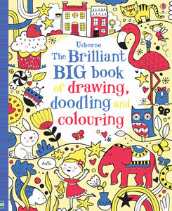 The Brilliant Big Book of Drawing, Doodling and Colouring