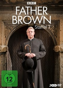 Father Brown. Staffel.7, 3 DVD