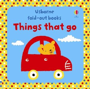 Fold-Out Things That Go