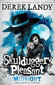 Skulduggery Pleasant 11. Midnight