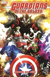 Guardians of the Galaxy: Krieger des Alls, Bd. 2