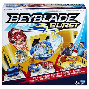 Hasbro B9498EU6 Bey Epic Rivals Battle Set
