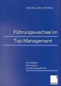 Führungswechsel im Top-Management