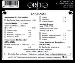 La Chasse:Fanfare/Sinf.73/Grande Sinf.op.14/+