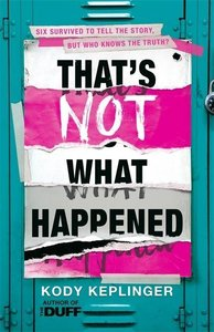 That\'s Not What Happened