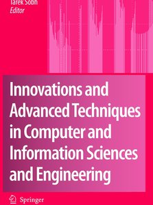 Innovations and Advanced Techniques in Computer and Information