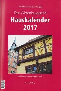 Der Oldenburgische Hauskalender 2017