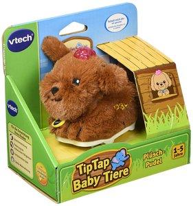 Vtech 80-189104 Tip Tap Baby Tiere - Plüsch-Pudel