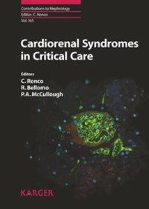 Cardiorenal Syndromes in Critical Care