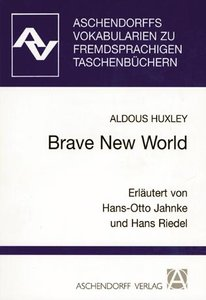 Brave New World. Vokabularien