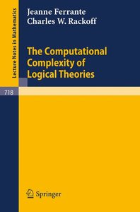 The Computational Complexity of Logical Theories