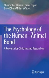 The Psychology of the Human-Animal Bond