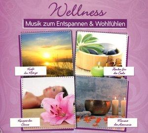 Wellness-Musik zum Entspannen & Wohlfühlen