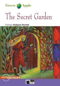 Burnett, F: Secret Garden/Buch mit Audio-CD-ROM