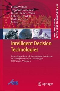 Intelligent Decision Technologies