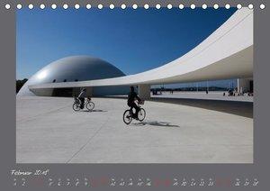 Moderne Architektur - Oscar Niemeyer Kulturzentrum