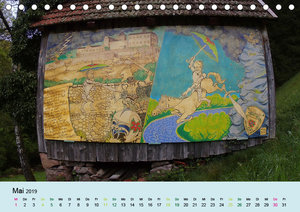 Der Heuh?tten-Kalender (Tischkalender 2019 DIN A5 quer)