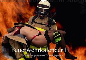 Feuerwehrkalender II ? Erotische Fotografien von Thomas Siepmann