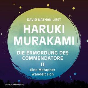Die Ermordung des Commendatore. Bd.2, 11 Audio-CD