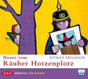 Neues vom Räuber Hotzenplotz. CD
