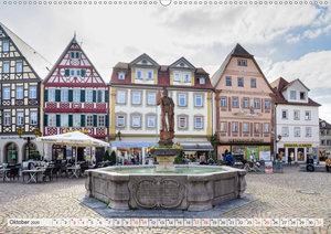 Bad Mergentheim Impressionen (Wandkalender 2020 DIN A2 quer)