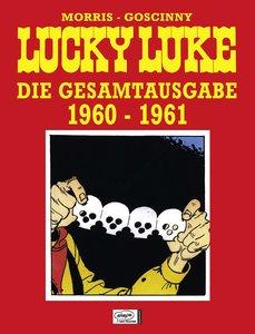 Lucky Luke Gesamtausgabe 04. 1960 - 1961