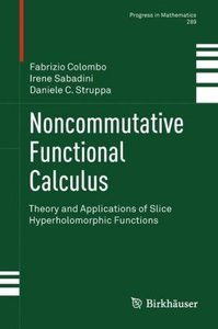 Noncommutative Functional Calculus