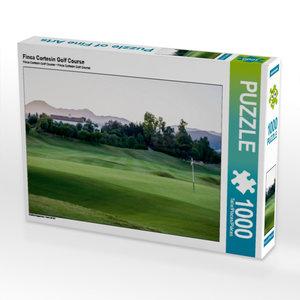 Finca Cortesin Golf Course 1000 Teile Puzzle quer