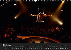 Cirque Bouffon NANDOU (Wandkalender 2019 DIN A3 quer)