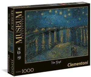 Sternennacht über der Rhone (Puzzle)