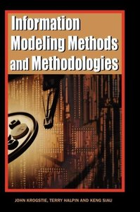 Information Modeling Methods and Methodologies (Adv. Topics of D