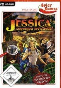 Jessica, Geheimnisse der Karibik, CD-ROM