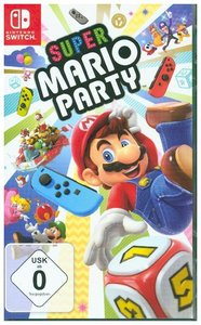 Super Mario Party, 1 Nintendo Switch-Spiel
